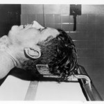 Foto scattata prima dell'autopsia