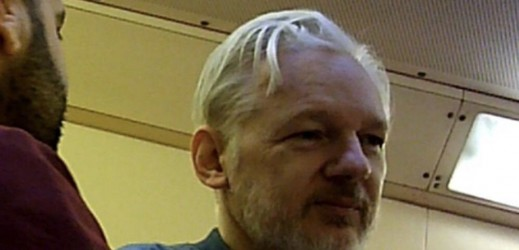 Il sequestro di Julian Assange