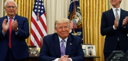 Trump, una visione di Medio Oriente realizzata