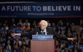 Sanders fight